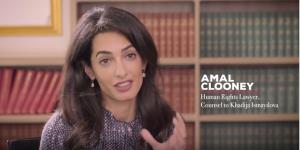 Amal Clooney, Anwältin