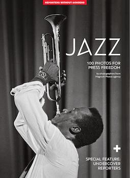 Neues Fotobuch der Pressefreiheit: Jazz