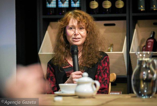 Ewa Siedlecka gewinnt den Press Freedom Award 2016