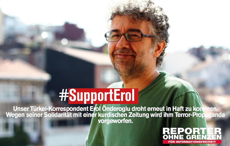 Türkei: wieder Gerichtsverhandlungen gegen Journalisten
