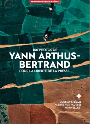 Neues Fotobuch von Yann Arthus-Bertrand