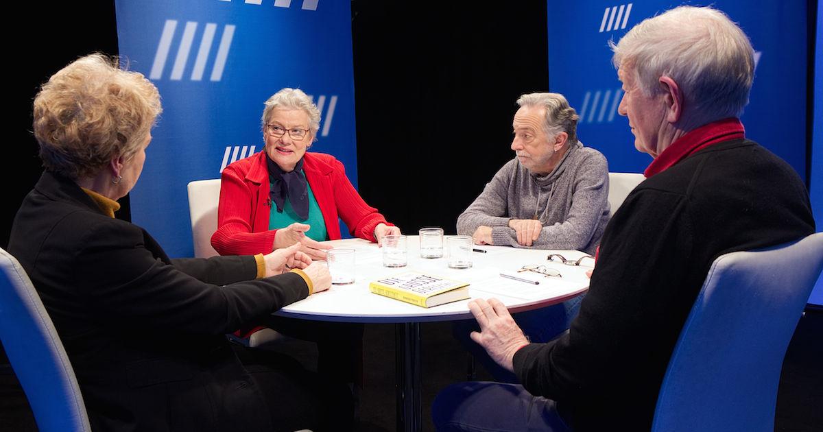 "okto-Medienquartett zu ""Medien unter Beschuss"""