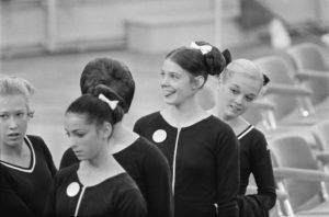 WEST GERMANY. Munich. US gymnasts. 1972.