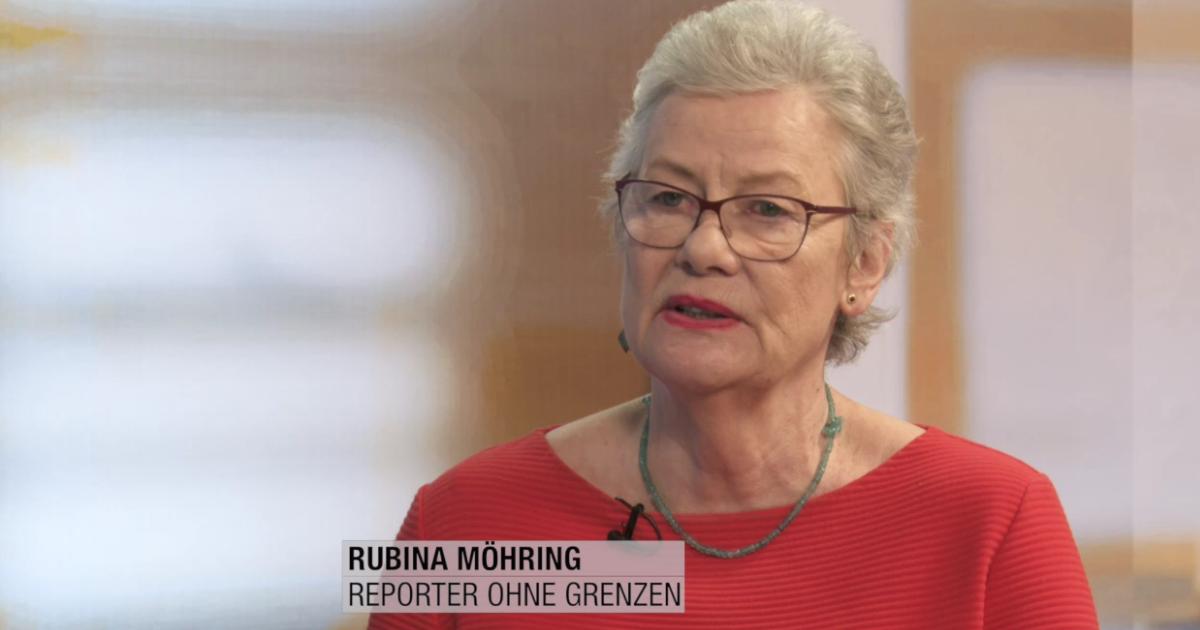 Rubina Möhring im W24-Interview