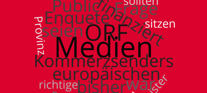 Rubina Möhring: Auf dem Spiel steht die politische Unabhängigkeit des ORF