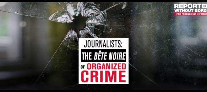 ROG-Bericht: Organisierte Kriminalität