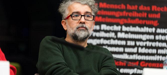 ROG fordert Freispruch von Erol Önderoğlu