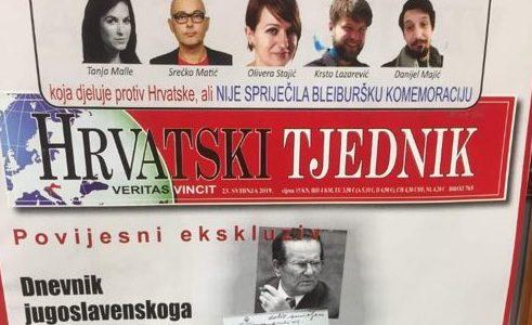 Bleiburg: ROG verurteilt Pranger gegen Journalist*innen