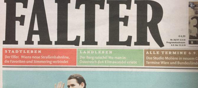 Reporter ohne Grenzen kritisiert Diffamierung von Florian Klenk durch Michael Jeannée