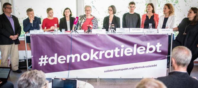 Wahl 2019: Demokratie lebt von einer starken Zivilgesellschaft