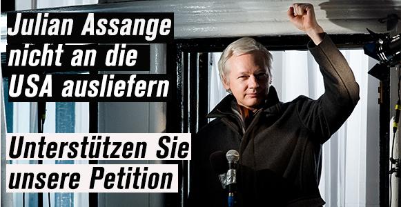 Anhörung von Julian Assange: bislang keine US-Beweise