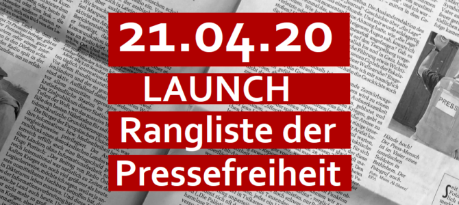 Einladung zur virtuellen Pressekonferenz