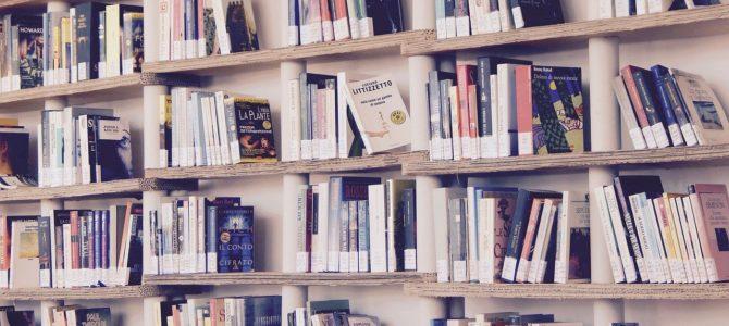 Neue Rubrik: Bücher