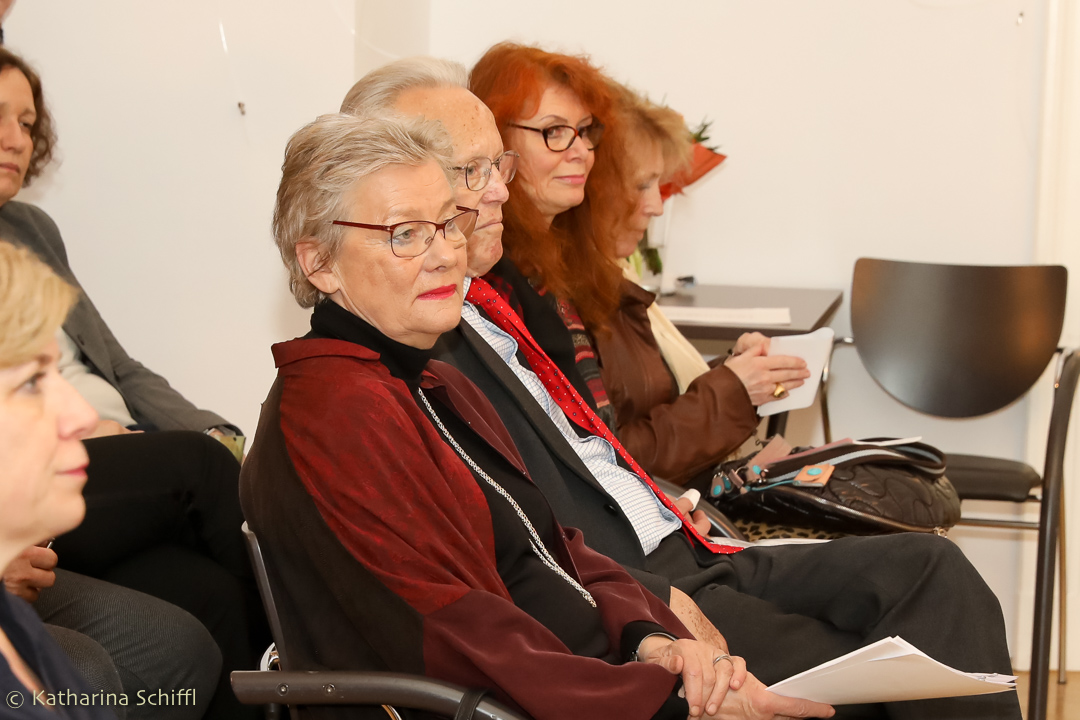 Press Freedom Award 2016 an Ewa Siedlecka verliehen