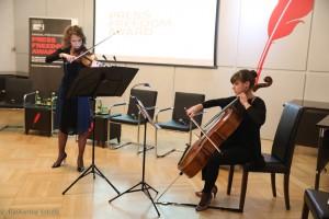 Marianna Oczkowska und Marta Kordykiewicz, ORF-Radiosymphonieorchester