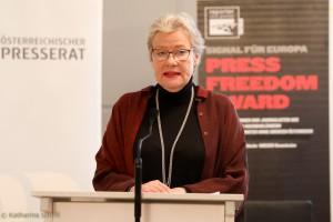 Rubina Möhring, Reporter ohne Grenzen