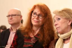 Ewa Siedlecka erhält den Press Freedom Award 2016