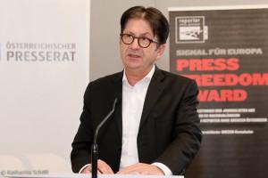 Michael Kerbler, Reporter ohne Grenzen