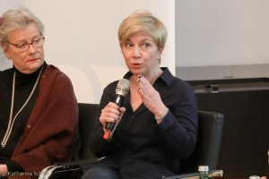 Rubina Möhring (Reporter ohne Grenzen), ORF-Journalistin Karin Koller