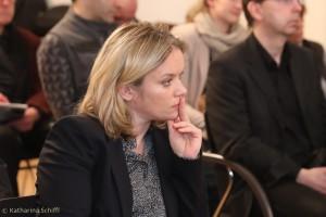 Corinna Milborn (Puls4), im Vorstand von Reporter ohne Grenzen